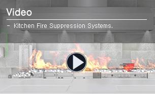 Kitchen Fire Suppression Systems